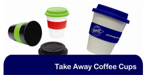 TAKE AWAY COFFEE CUP